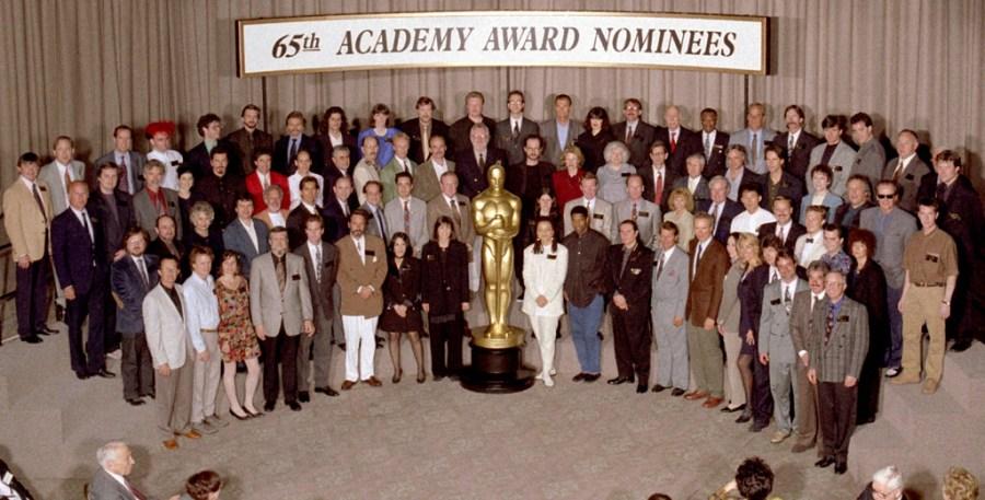 Oscar Luncheon, Class Photo 1993