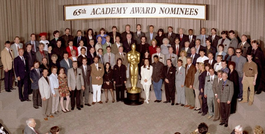 Oscar Luncheon, Class Photo 1993