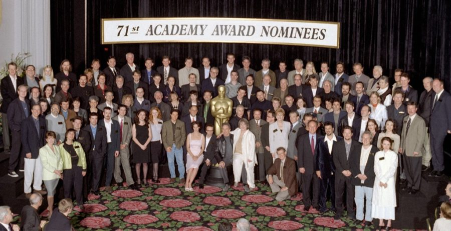 Oscar Luncheon, Class Photo 1999