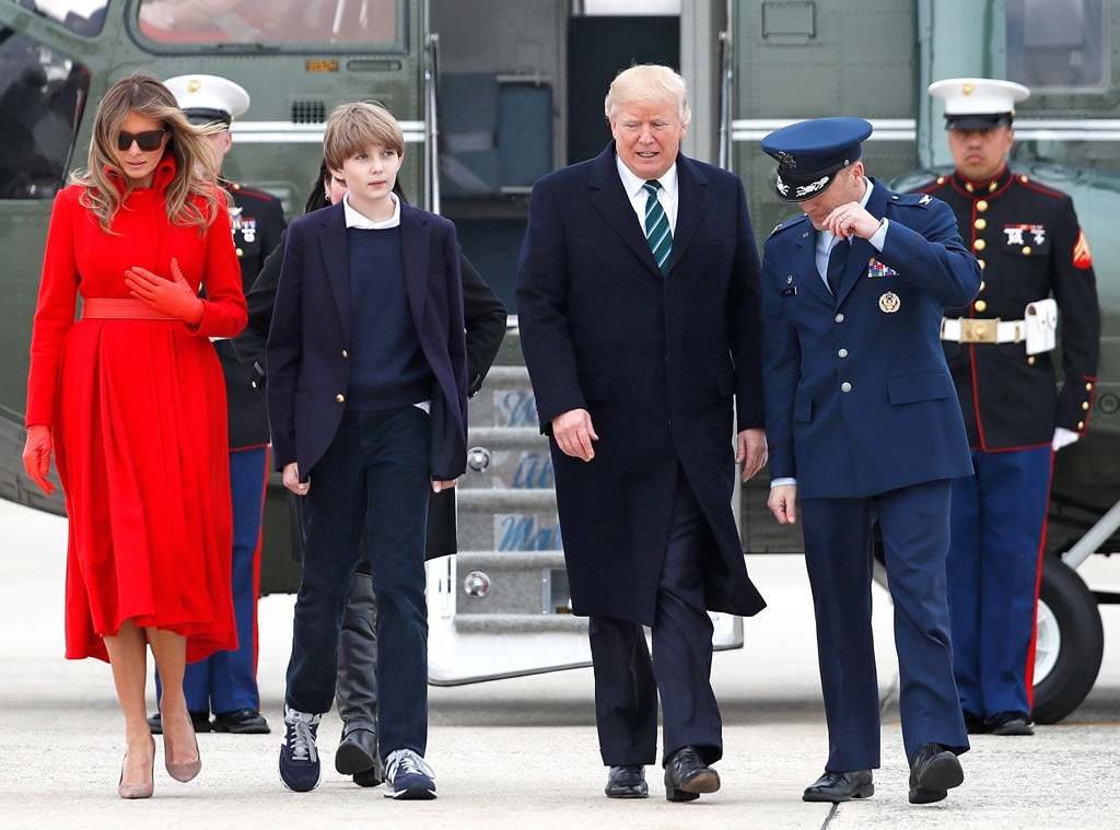 Inside Melania Trump's World: How the Most Private First ...