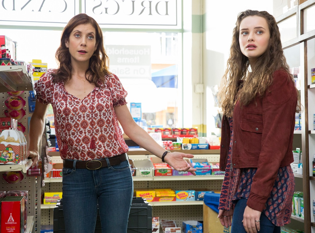Image result for 13 Reasons Why clay and mom