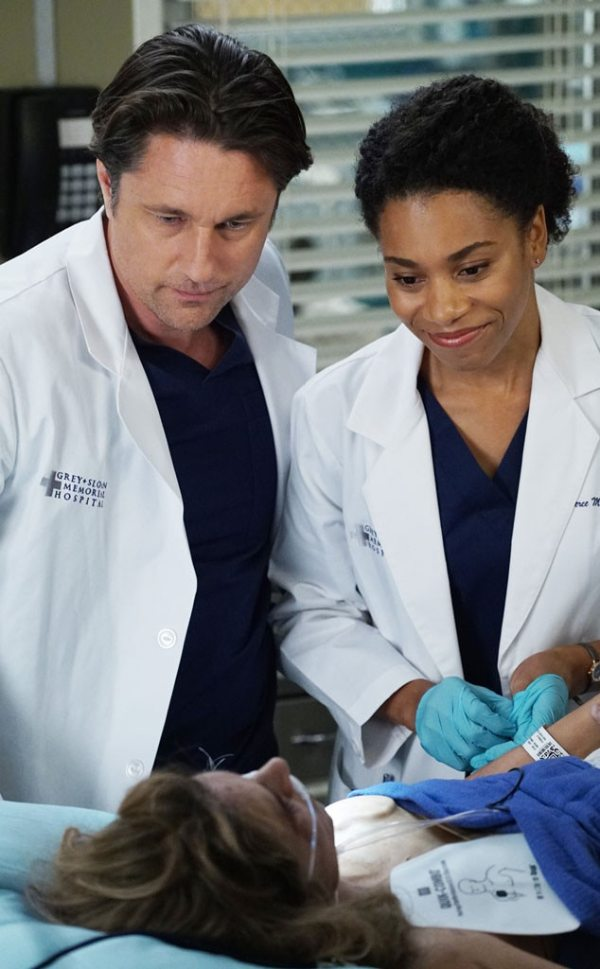 Grey's Anatomy's Kelly McCreary Has a Really Troubling ...