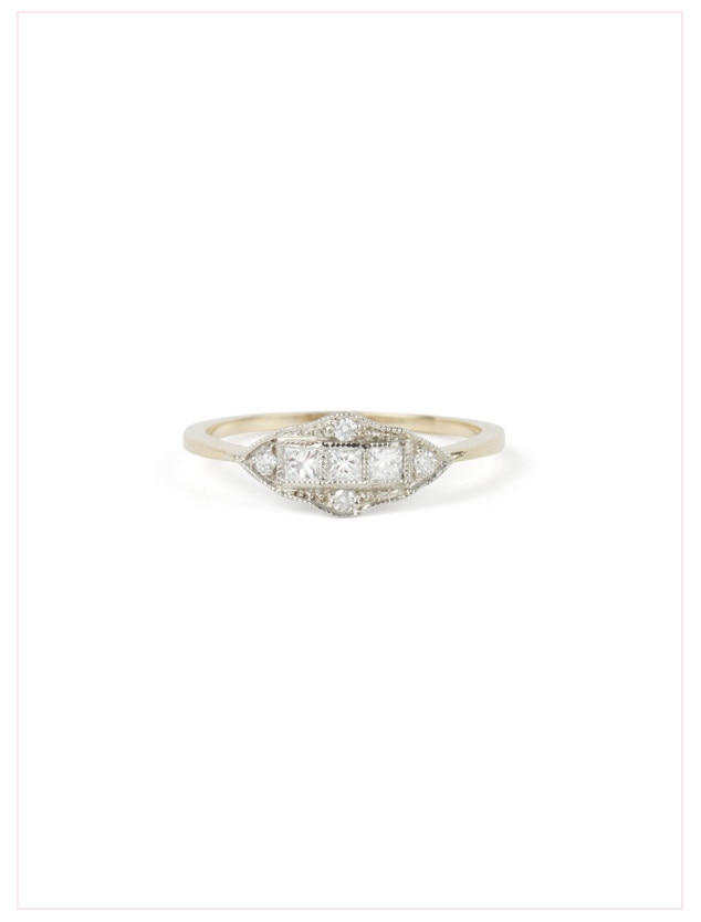 Wedding Bells 14k Ring