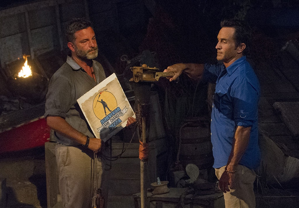 Image result for jeff varner voted out survivor game changers