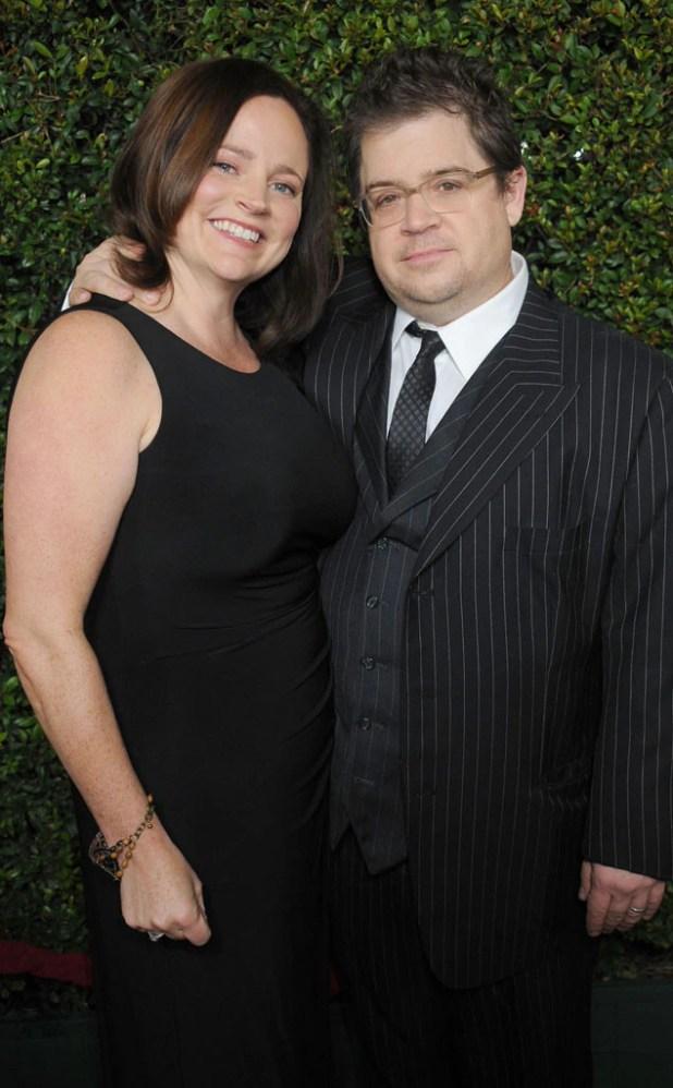 Patton Oswalt, Michelle McNamara