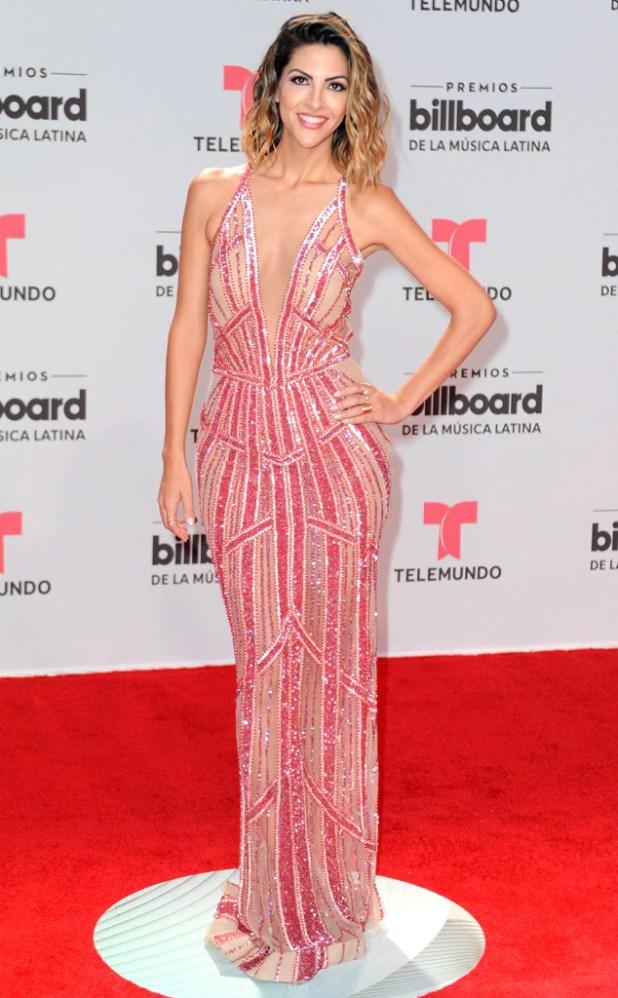 Miriam Isa, 2017 Billboard Latin Music Awards