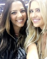 http://www.eonline.com/news/842387/christina-el-moussa-is-here-to-remind-fans-she-s-just-a-girl-who-loves-hockey-while-cheering-on-the-anaheim-ducks