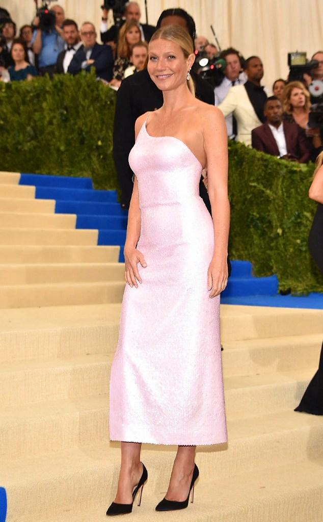 Gwyneth Paltrow, 2017 Met Gala Arrivals