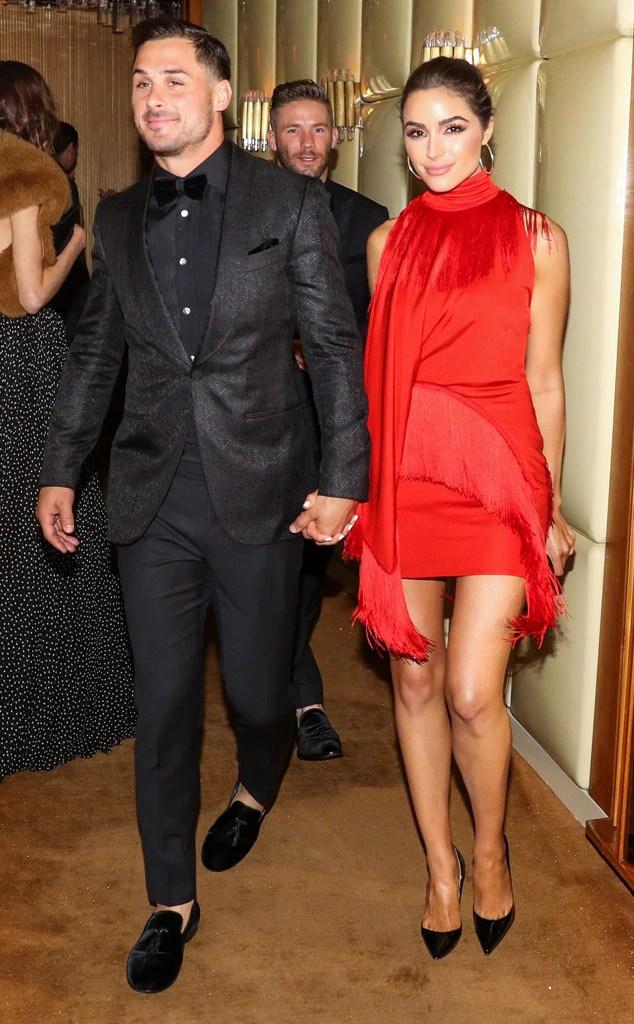 Danny Amendola, Olivia Culpo, 2017 MET Gala, The Boom Boom Afterparty