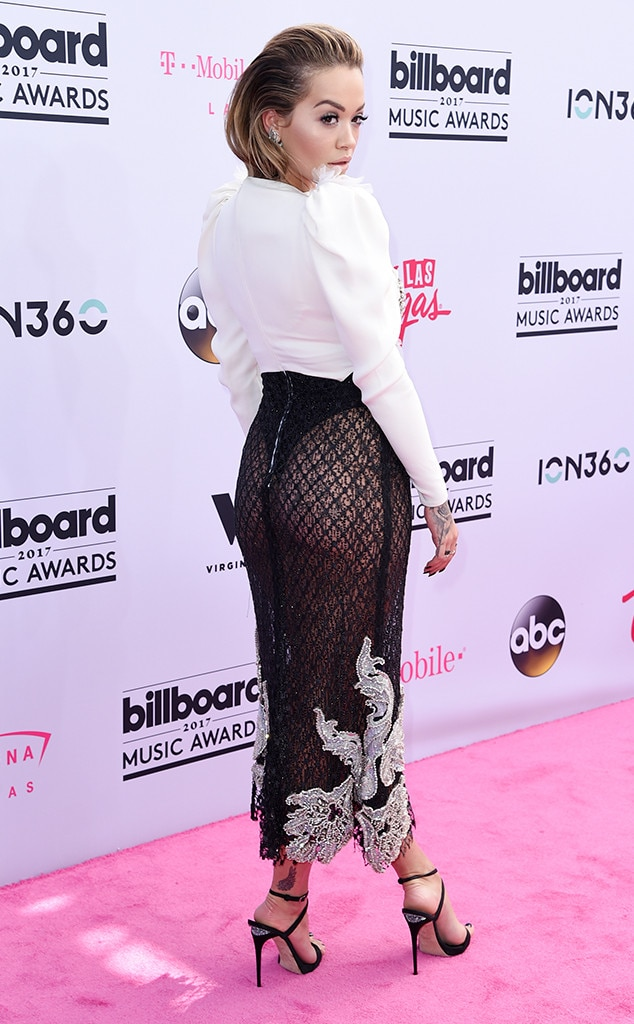 ESC: Rita Ora, 2017 Billboard Music Awards