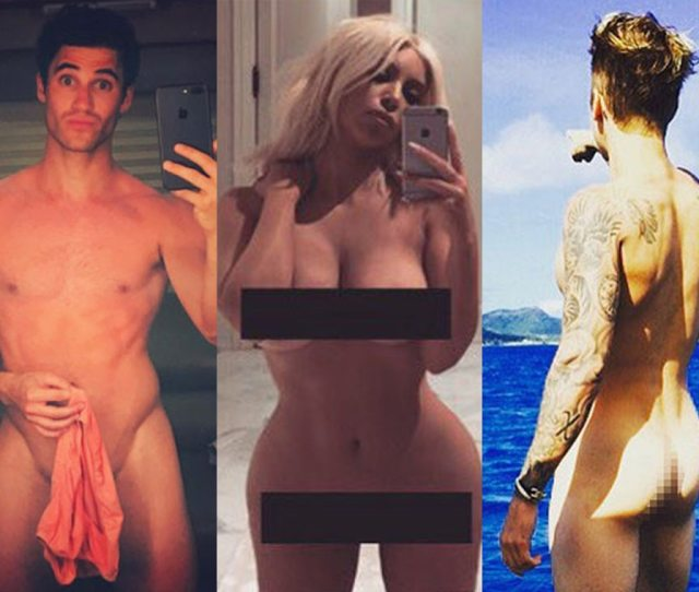 Here Are 26 Photos Of Celebrities Posing Naked On Instagram