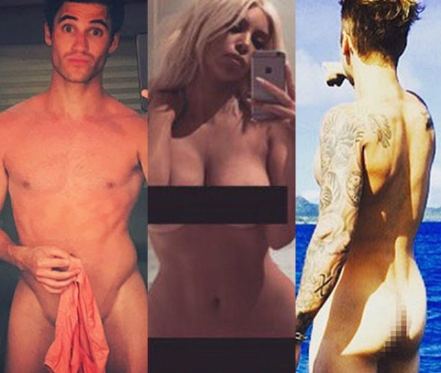 Here Are 26 Photos Of Celebrities Posing Naked On Instagram E News