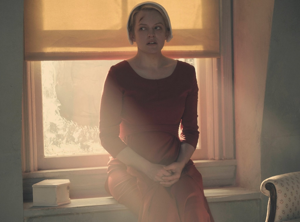 Elisabeth Moss, The Handmaids Tale