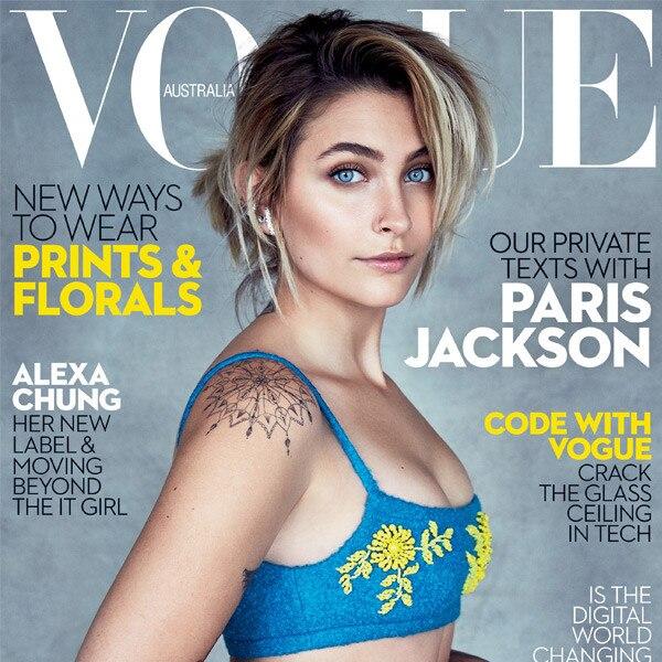 Paris Jackson Scores Her First Vogue Cover