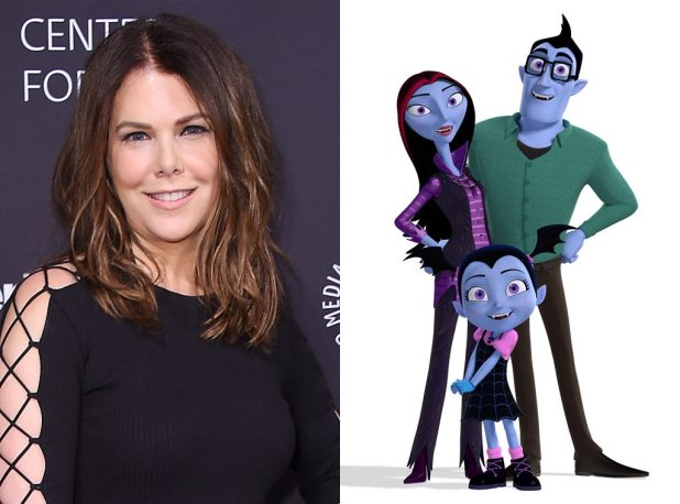 Celeb Voices In Kid Shows, Lauren Graham, Vampirina