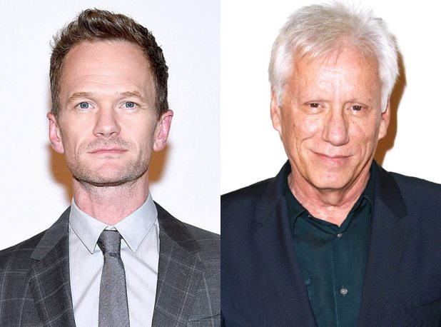 Neil Patrick Harris, James Woods