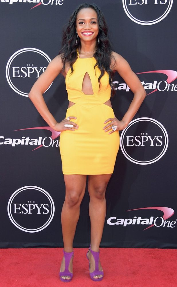 Rachel Lindsay, 2017 ESPY Awards, ESPYS