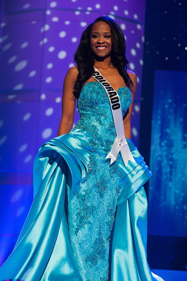 Alexis Glover, Miss Colorado Teen USA 2017, Preliminary Competition, Evening Gown