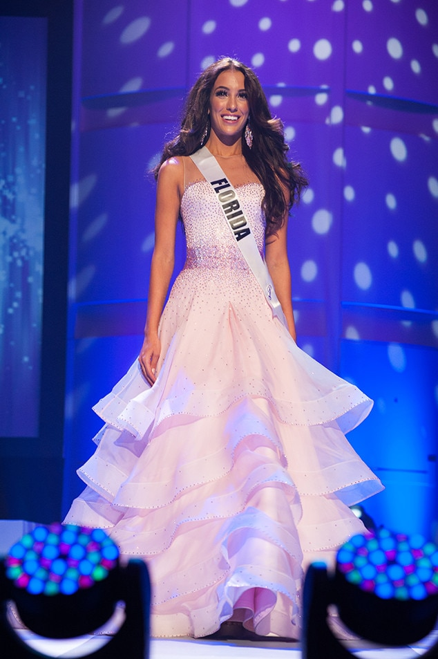 Victoria DiSorbo, Miss Florida Teen USA 2017, Preliminary Competition, Evening Gown