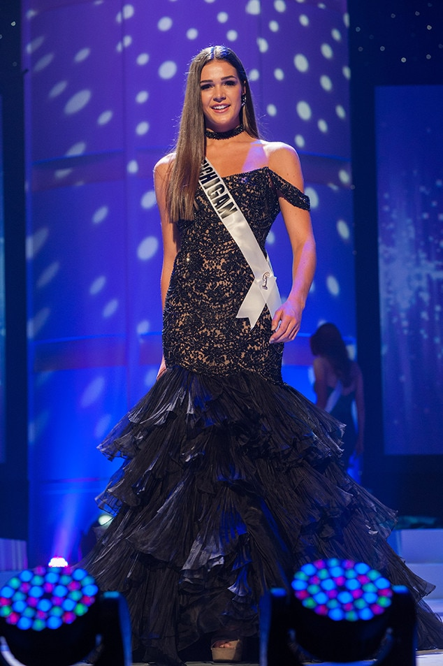 Kenzie Weingartz, Miss Michigan Teen USA 2017, Preliminary Competition, Evening Gown