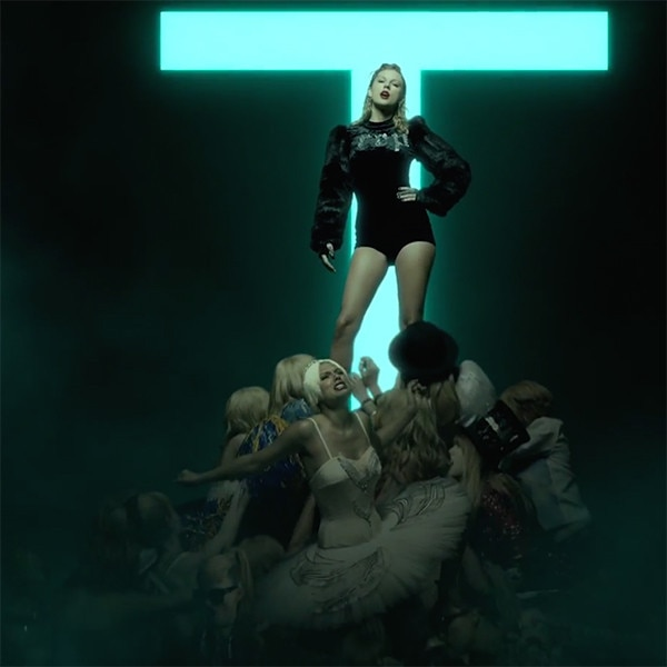 The Taylor Mountain from LWYMMD music video