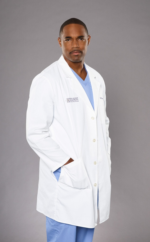 Jason George Is Leaving Grey's Anatomy & Joining the Still ...