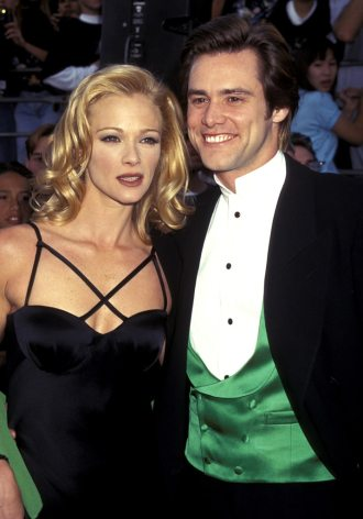 Image result for jim carrey and lauren holly