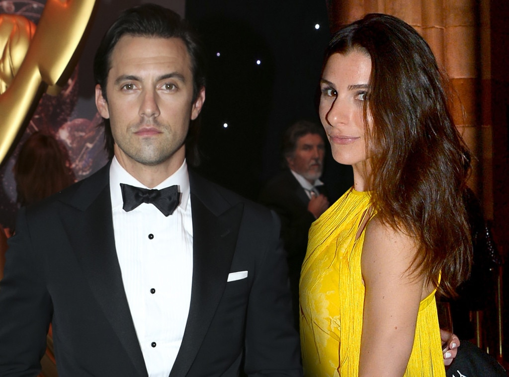 Milo Ventimiglia Cozies Up With Kelly Egarian and All the Other     Milo Ventimiglia  Kelly Egarian