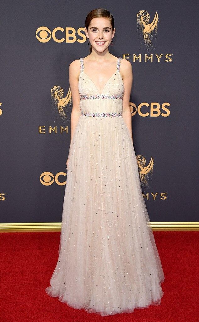 Kiernan Shipka, 2017 Emmy Awards, Arrivals