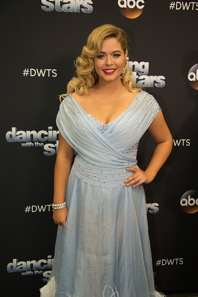 Sasha Pieterse, Dancing With the Stars, DWTS