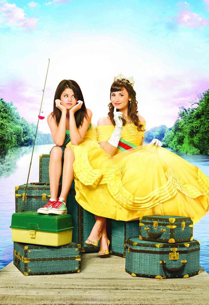 Demi Lovato, Selena Gomez, Princess Protection Program