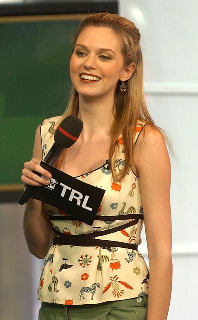 Hilarie Burton, TRL