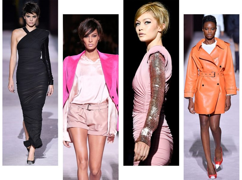 New York Fashion Week Spring 2018  Best Looks From the Runway   E  News ESC  Best Looks NYFW  Tom Ford