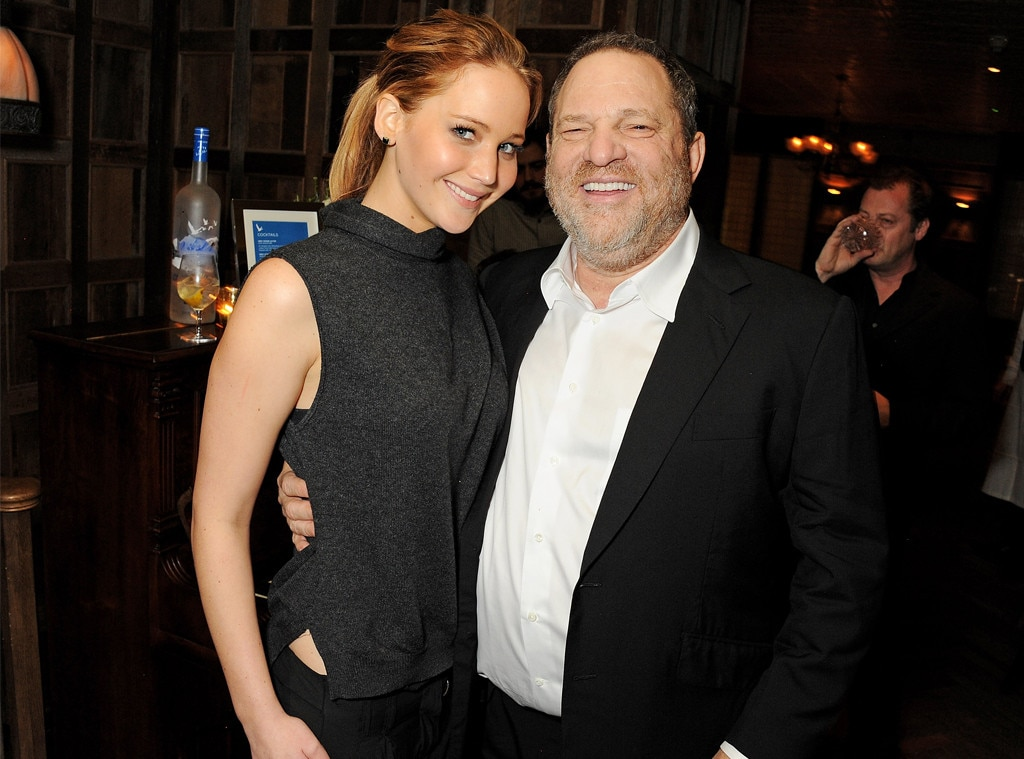 Image result for Jennifer Lawrence Blasts Harvey Weinstein, 'This is What Predators Do'