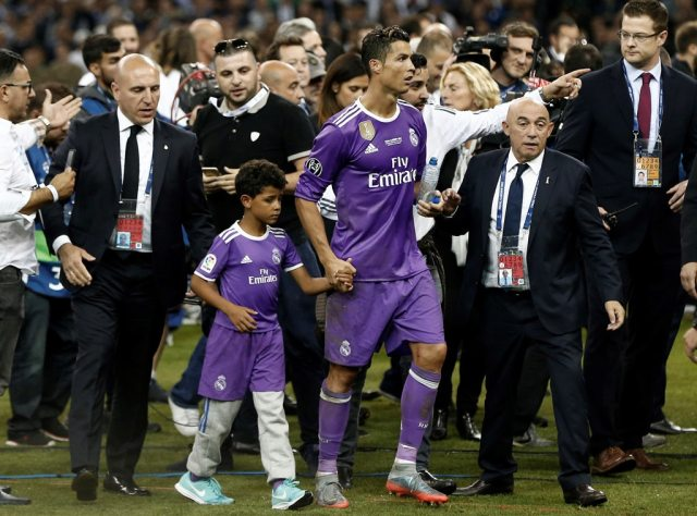 Cristiano Ronaldo, Cristiano Jr.