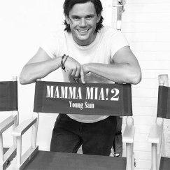 Mamma Mia Aqui vamos novamente