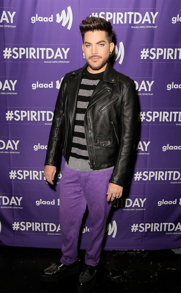 Adam Lambert, Believer Spirit Day