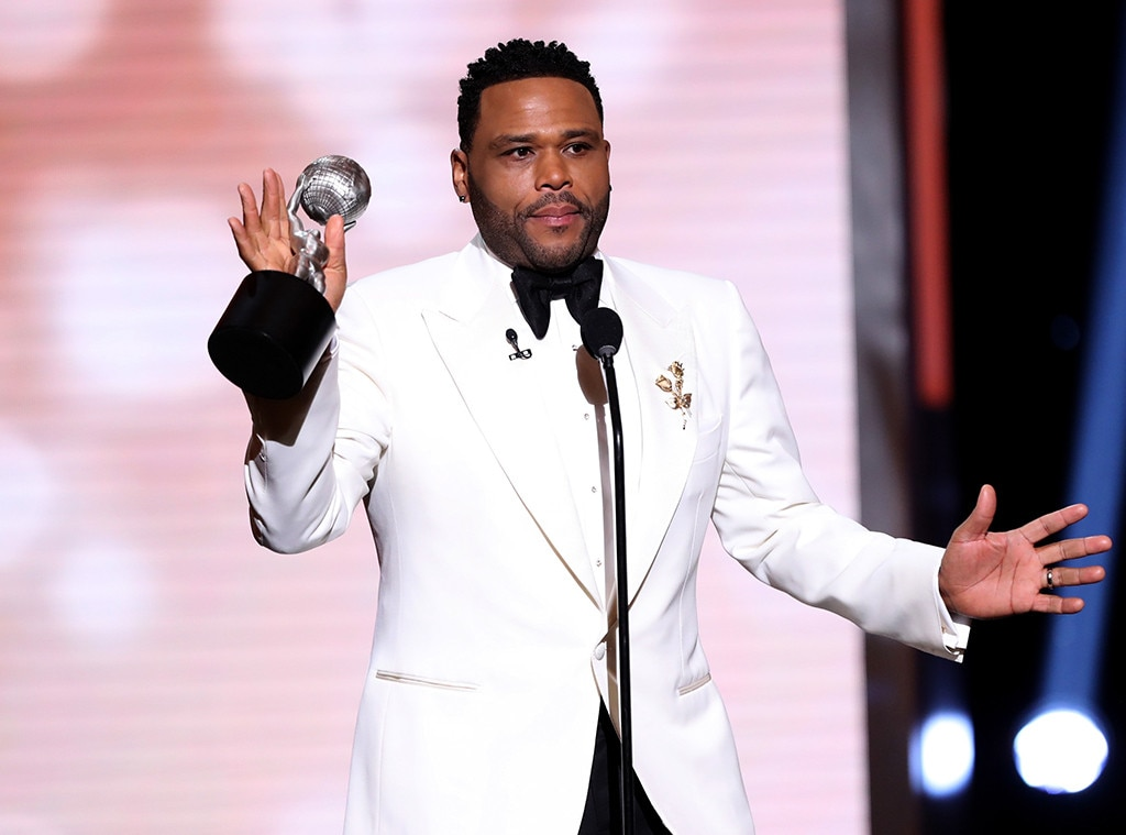 Anthony Anderson, 2018 NAACP Image Awards