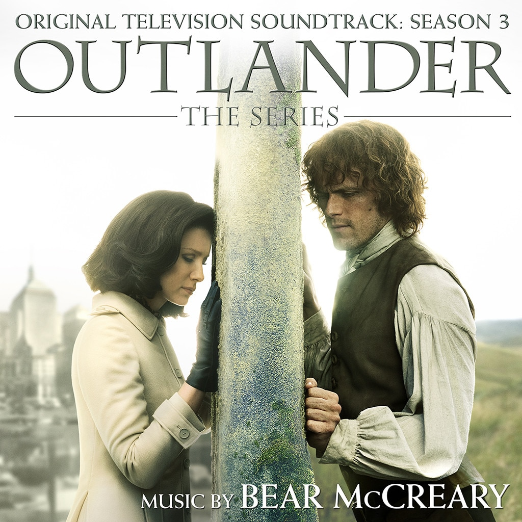 Outlander, Soundtrack cover