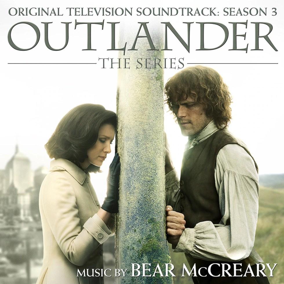 Outlander, Soundtrack cover