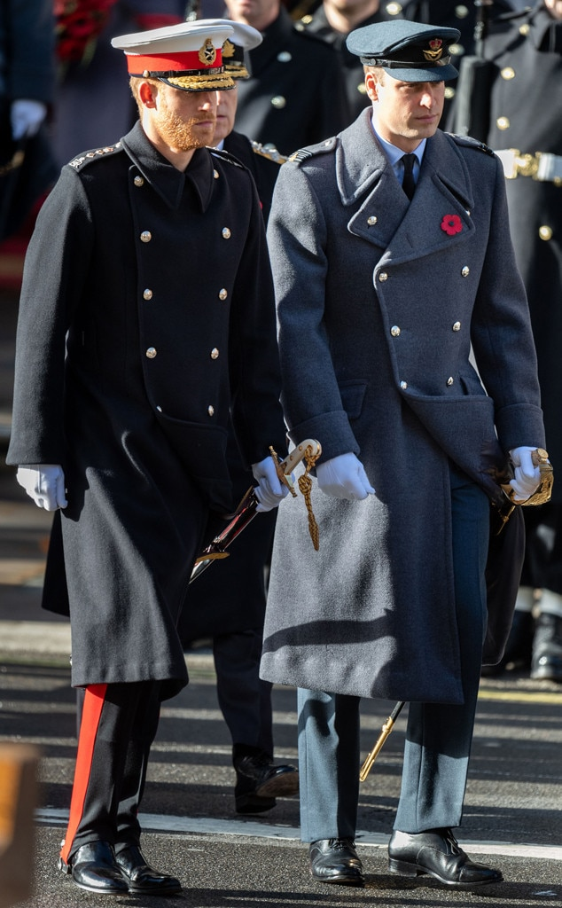 Prince Harry, Prince William, Memorial Day