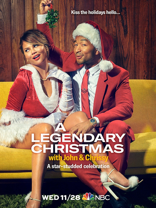 John Legend, A Legendary Christmas