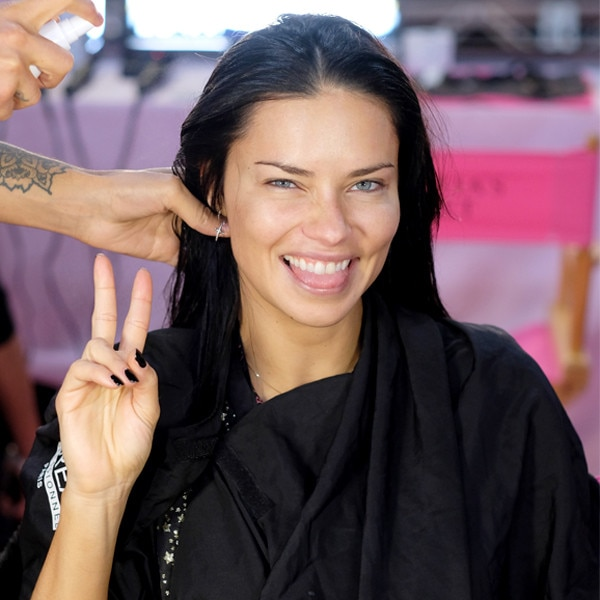 See Adriana Lima and More Backstage at the Victoria's ...
