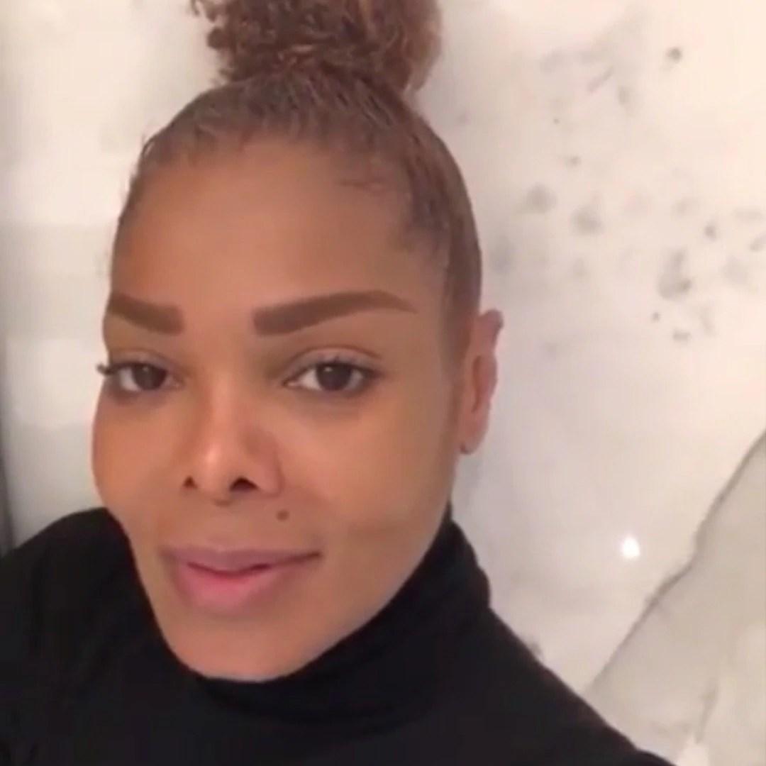 Janet Jackson From Stars Celebrate Valentines Day 2018