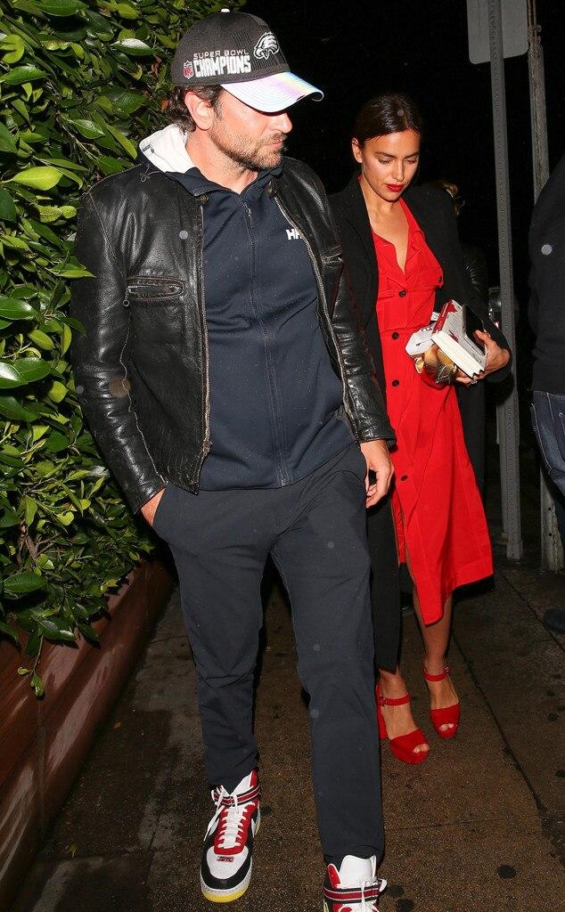 Inside Bradley Cooper And Irina Shayks Private Family