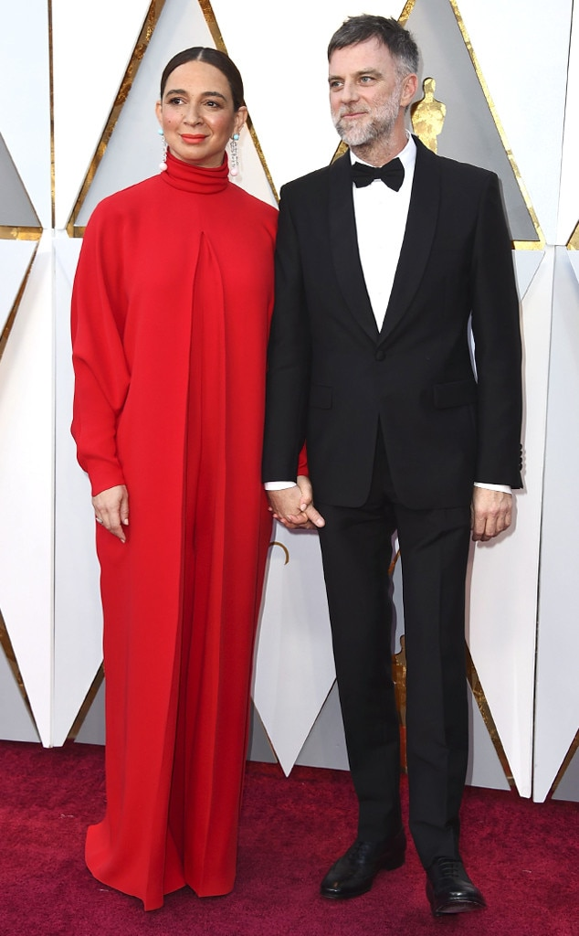 2018 OSCARS: RED CARPET COUPLES