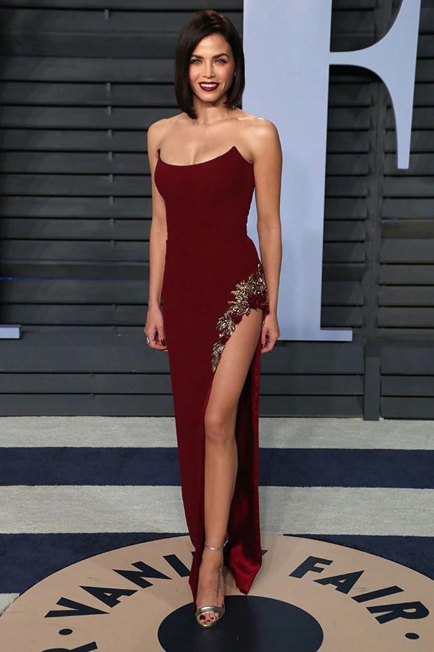 Jenna Dewan, Vanity Fair Oscar Party 2018