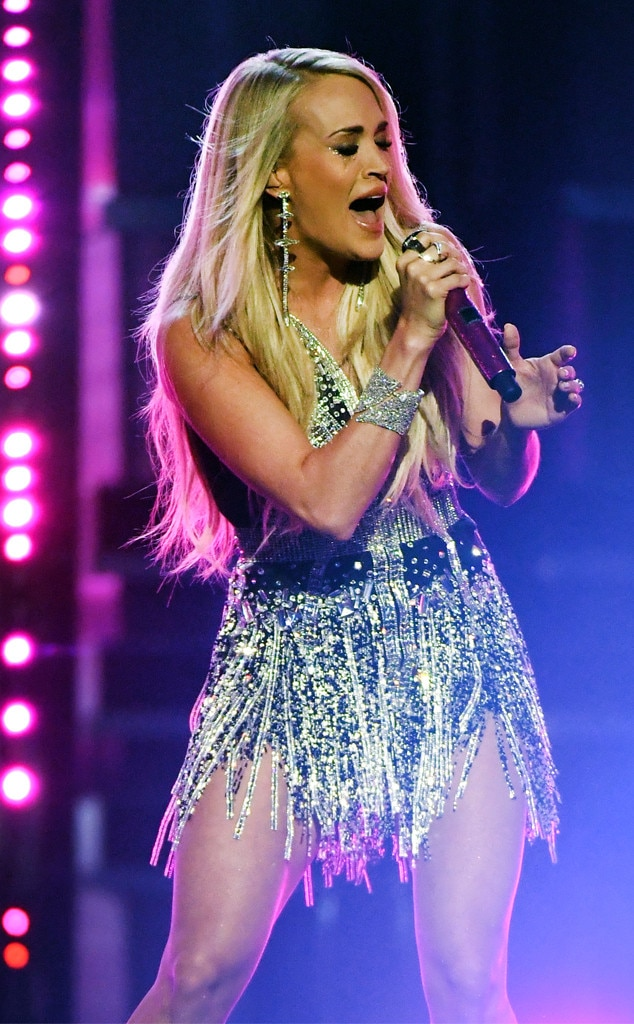 Carrie Underwood, Academy of Country Music Awards 2018, note