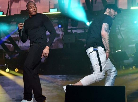 Dr. Dre, Eminem, Coachella 2018