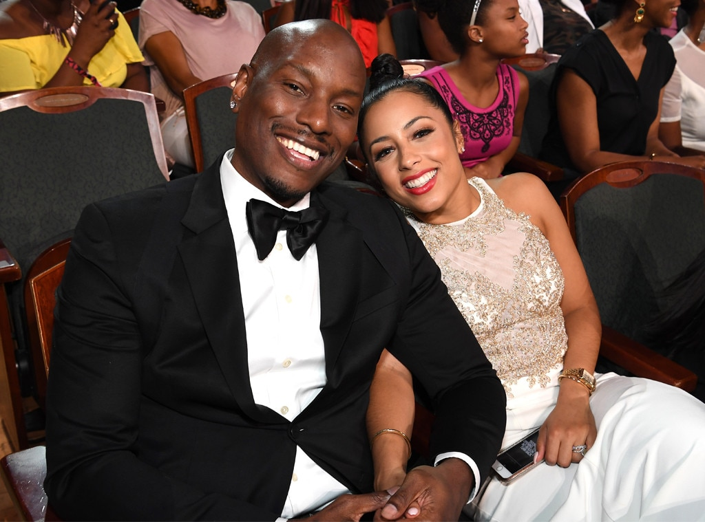 Tyrese Gibson And Wife Samantha Expecting Baby Girl E News